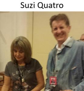 Celebrity - Suzi Quatro