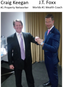 JT Foxx and Craig Keegan