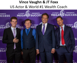 Vince Vaughn and JT Foxx